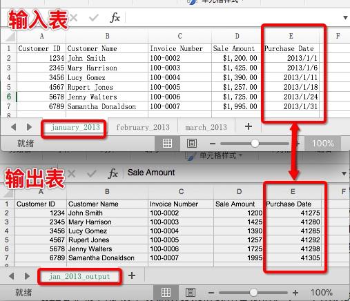 Python读写Excel文件  boke